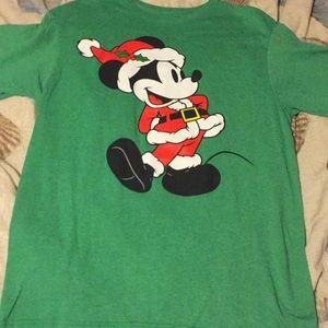 Disney Mickey Mouse Christmas logo medium